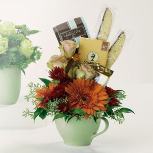 A Whole Latte Fun! Flower Arrangements, Flower, Florist, Print-a-Bunch Ottawa Florist,