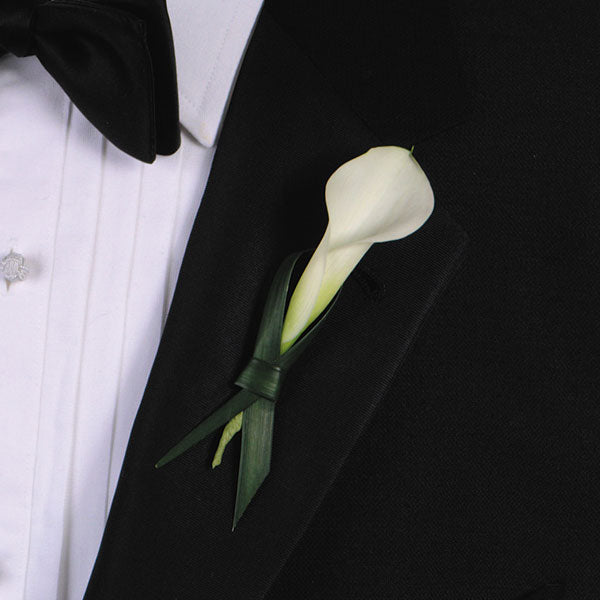 Tying The Knot Boutonniere Flower Arrangements, Flower, Florist, Print-a-Bunch Ottawa Florist,