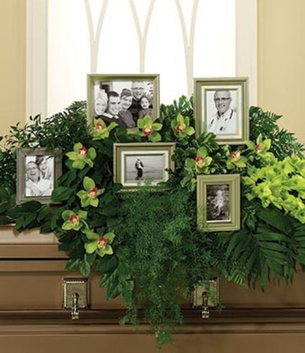 Healing Memories - from $385 Flower Arrangements, Flower, Florist, Print-a-Bunch Ottawa Florist,