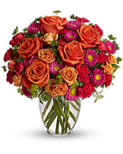 Load image into Gallery viewer, Teleflora's How Sweet it is Flower Arrangements, Flower, Florist, Print-a-Bunch Ottawa - Orleans Florist, Great for a Birthday and Anniversary