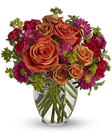 Teleflora's How Sweet it is Flower Arrangements, Flower, Florist, Print-a-Bunch Ottawa - Orleans Florist, Great for a Birthday and Anniversary