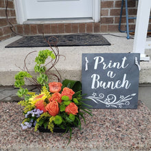 Load image into Gallery viewer, Sunny Days - Appreciation Flower Arrangements, Flower, Florist, Print-a-Bunch Ottawa - Orleans Florist, Great for a Birthday and Anniversary