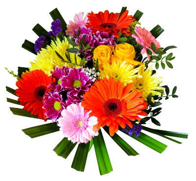 Deluxe flower bouquet - Starting $29.99 Flower Arrangements, Flower, Florist, Print-a-Bunch Ottawa - Orleans Florist, Great for a Birthday and Anniversary