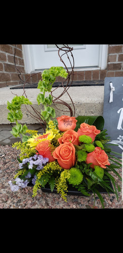 Sunny Days - Appreciation Flower Arrangements, Flower, Florist, Print-a-Bunch Ottawa - Orleans Florist, Great for a Birthday and Anniversary