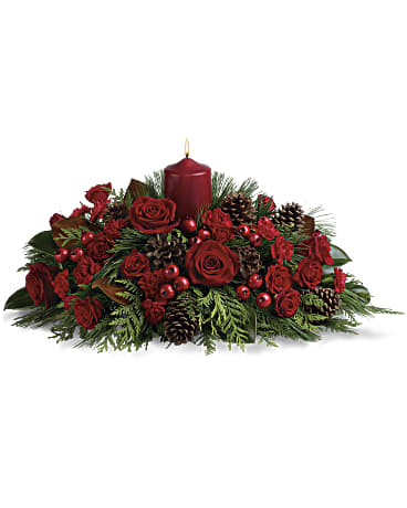 Spirit of the Season Flower Arrangements, Flower, Florist, Print-a-Bunch Ottawa - Orleans Florist, Great for a Birthday and Anniversary