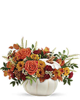 Teleflora Enchanted Harvest Bouquet Flower Arrangements, Flower, Florist, Print-a-Bunch Ottawa - Orleans Florist, Great for a Birthday and Anniversary