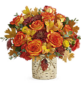 Teleflora's Autumn Colors Bouquet Flower Arrangements, Flower, Florist, Print-a-Bunch Ottawa - Orleans Florist, Great for a Birthday and Anniversary