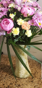Baby shower Mix Vase arrangement Flower Arrangements, Flower, Florist, Print-a-Bunch Ottawa - Orleans Florist, Great for a Birthday and Anniversary
