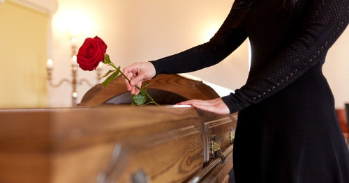 The last goodbye rose Flower Arrangements, Flower, Florist, Print-a-Bunch Ottawa Florist,