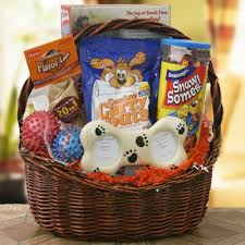 Doggy Lovers gift baskets