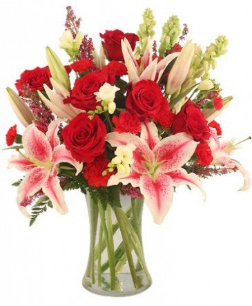 Stargazer beauty - Starting from $69 Flower Arrangements, Flower, Florist, Print-a-Bunch Ottawa Florist,