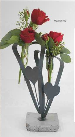 Twice the Love - $59.99 Flower Arrangements, Flower, Florist, Print-a-Bunch Ottawa - Orleans Florist, Great for a Birthday and Anniversary