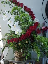 Load image into Gallery viewer, Anniversary flowers near me birthday surprise. florist in Orleans.  funeral flowers