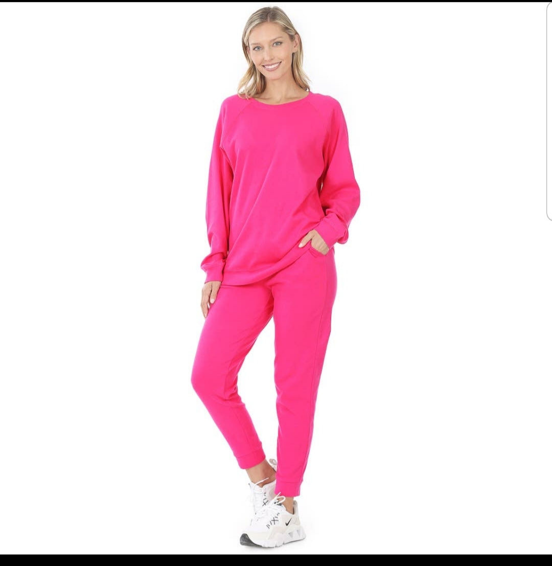 Just in Time Jogger Set