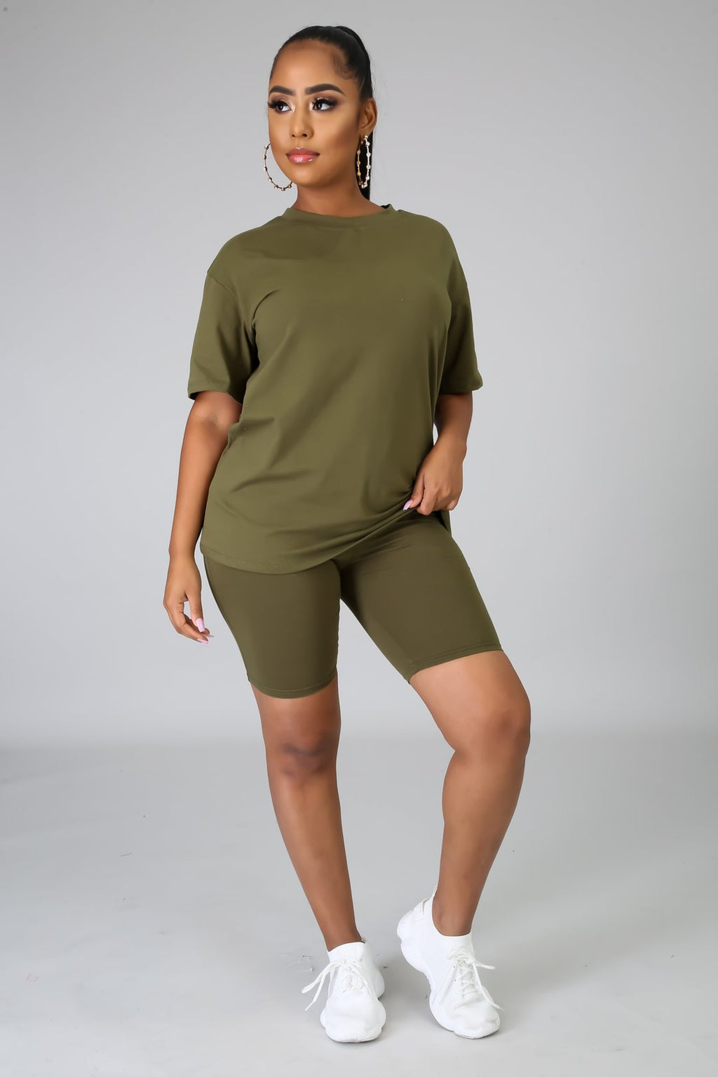 Ready To Chill Short Set (9 Colors) Seamless Set