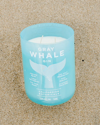Gray Whale Soy Candle