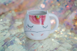 Mug :: Surviving on Insulin & Unicorn Wishes
