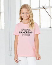 Kids Functioning Pancreas Not Included :: Toddler/Youth Sizes