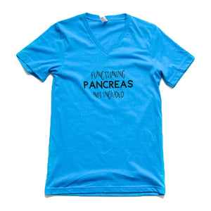 Functioning Pancreas Not Included :: Ready to Ship :: Neon Blue