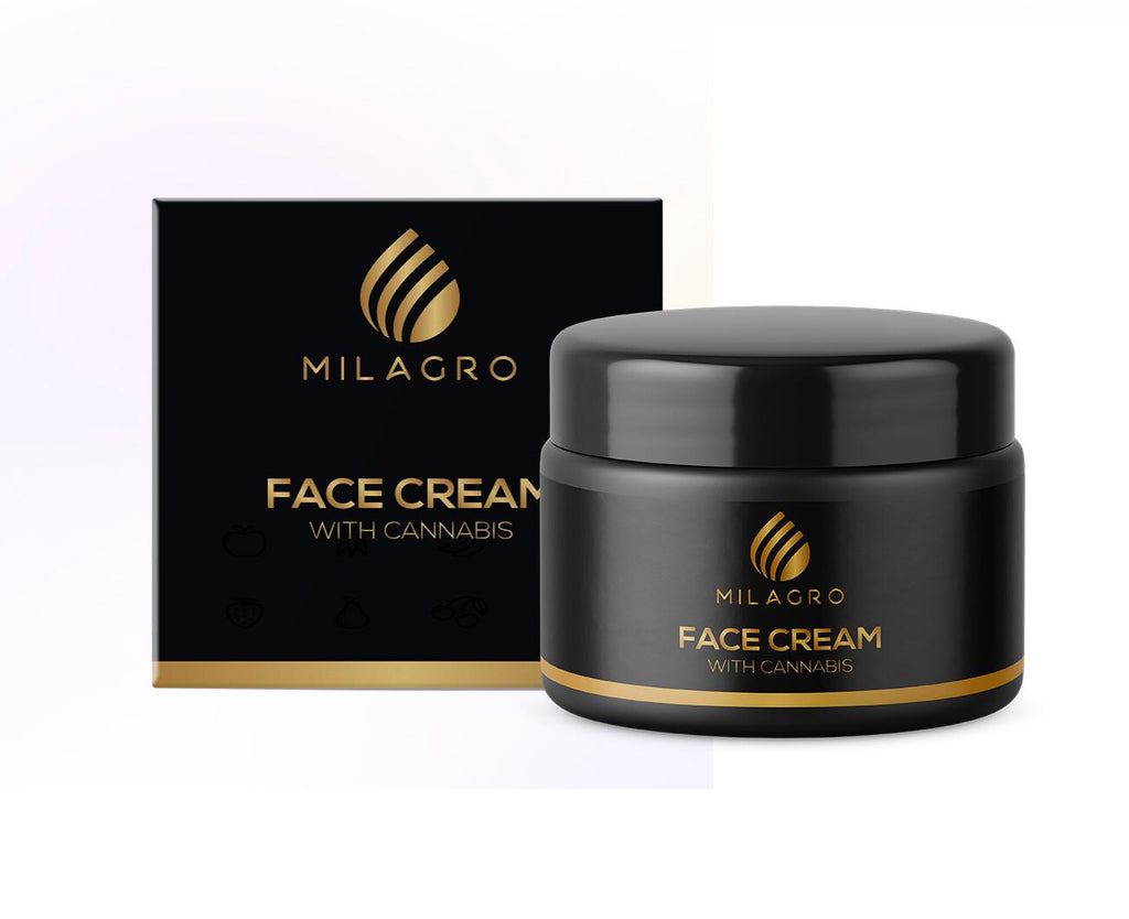Milgro face cream