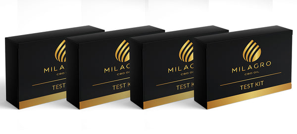 Milagro CBD test Kit