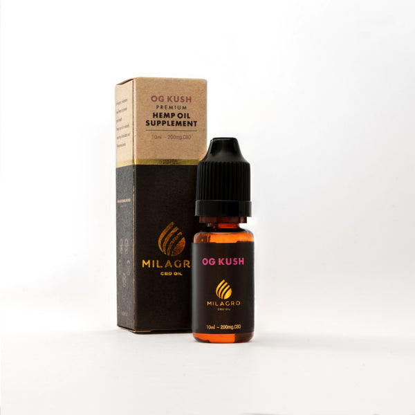 Milagro CBD E-liquid 200mg