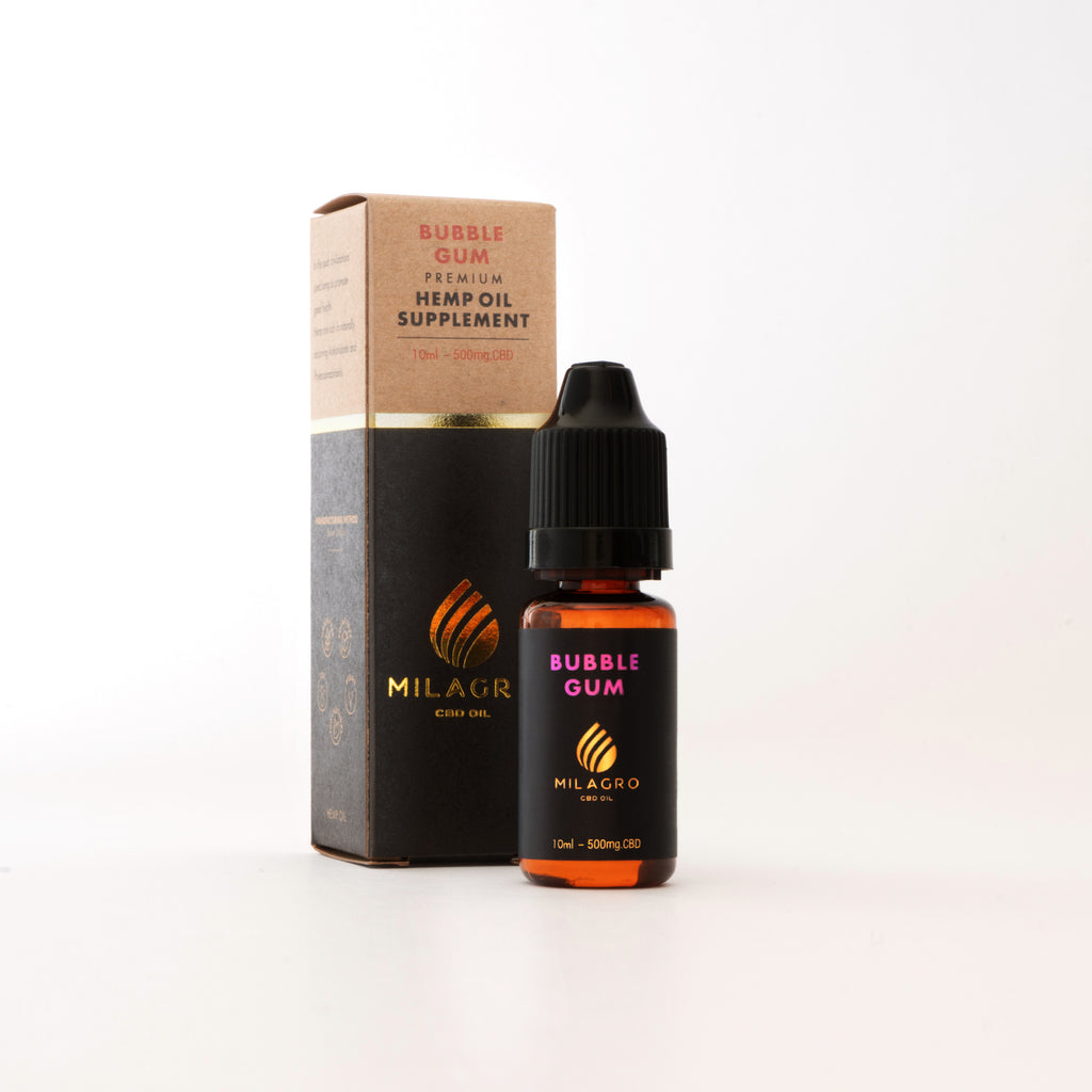 Milagro CBD E-Liquid 100mg