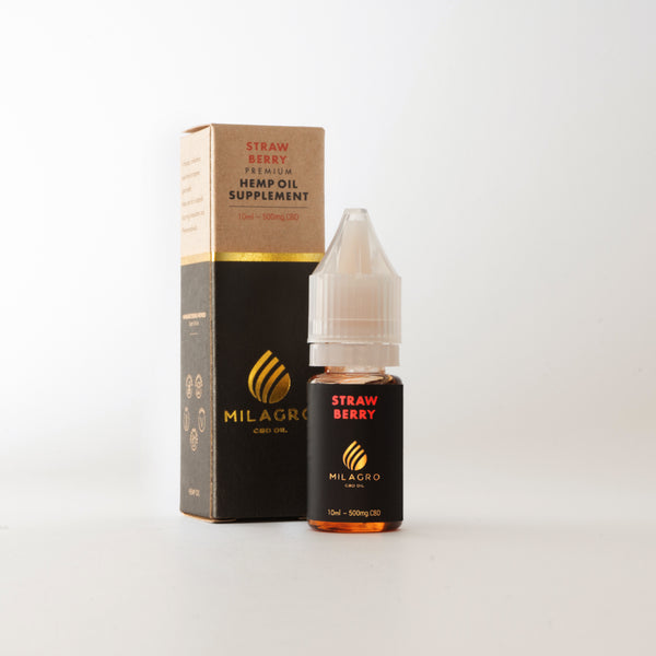 Milagro CBD E-liquid 500mg