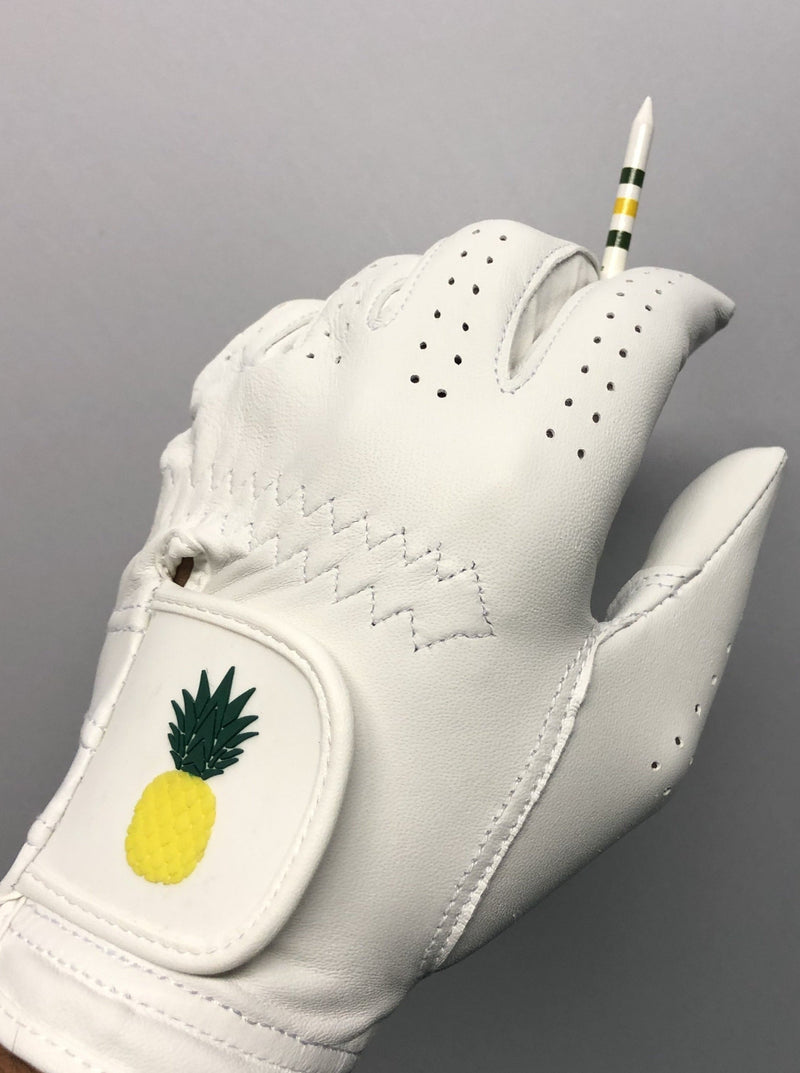 Hello Friends Pineapple Golf Glove
