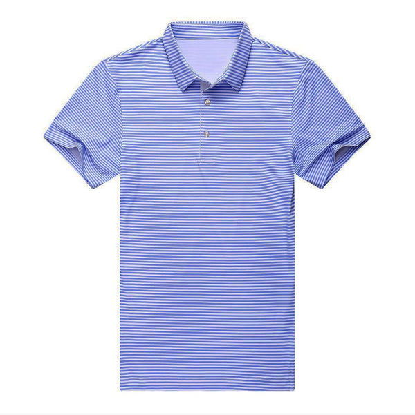 Royal | Navy Stripe Polo