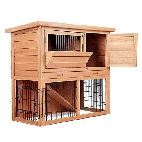 Pet Care > Coops & Hutches