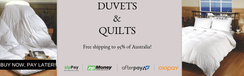 Duvets & Quilts