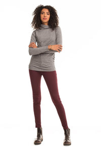 Dress Blues Chandler Top Turtle Neck Synergy Organics