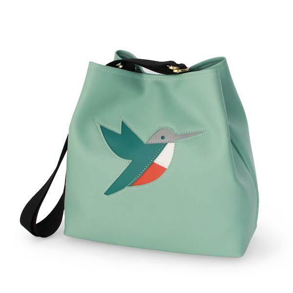 Holly Aiken Bags  - Beacon (Hummingbird) Bucket Bag