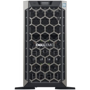 Dell EMC PowerEdge T440 5U Tower Server - Total Solid State Drive Capacity: 120GB