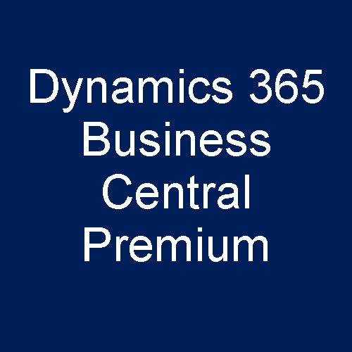 365 Business Central Premium - Cloud - $94/user/month = $1,128/user/year