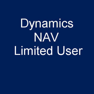 Dynamics NAV - Limited User