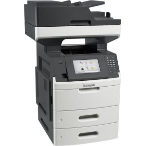 Lexmark MX711DTHE Laser Multifunction Printer