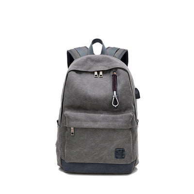 Vodiu Men's Smart Backpack with USB Charging spot