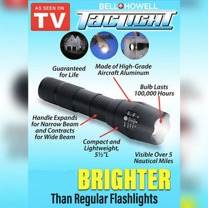 Tac Light™ Pro  2in1 High Performance Flashlight (Buy 1 Take 1)