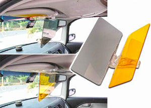 ATOMIC BEAM BATTLEVISOR™ AS SEEN ON TV ANTI-GLARE POLARIZED CAR VISOR