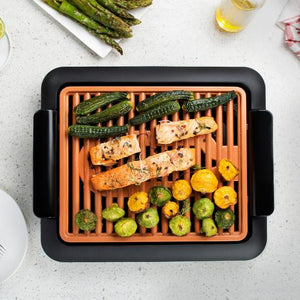 FAST BBQ™ SMOKELESS INDOOR GRILL