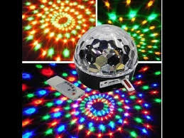 Disco Light  Bluetooth Speaker