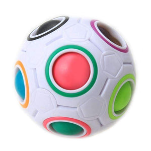 ColorFull ™ Rainbow Puzzle Ball (Buy 1 take 1) - Widgetcityhub