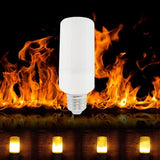 LED Flame Effect Light Bulb - Widgetcityhub