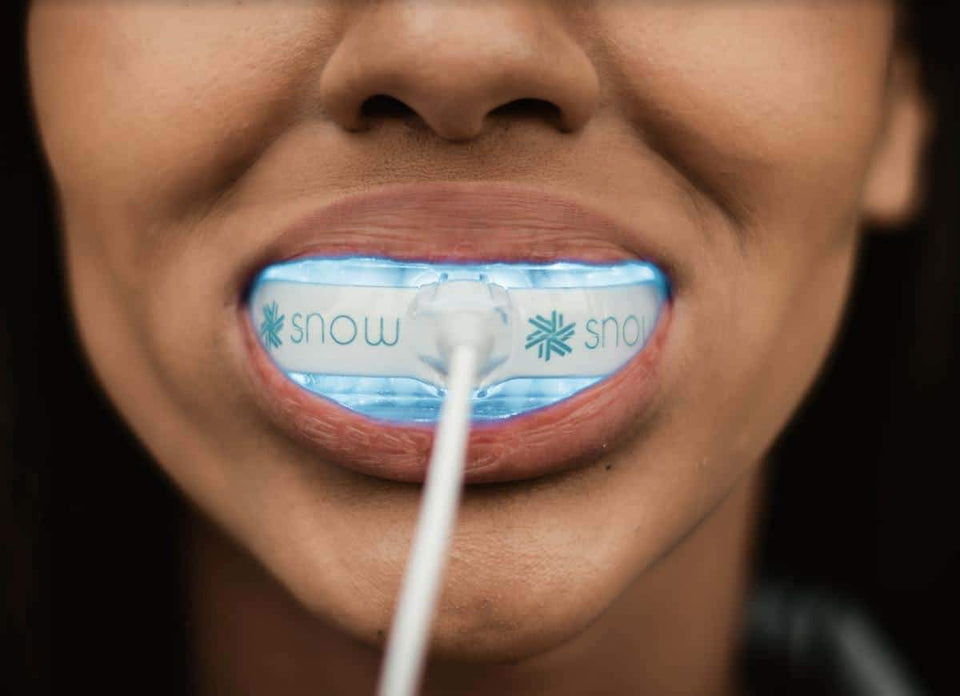 SNOW TEETH WHITENING AT-HOME SYSTEM [ALL-IN-ONE KIT]