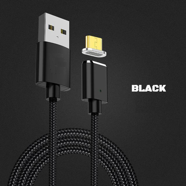 Magneto™ Durable Nylon Braided Magnetic Cable - Widgetcityhub