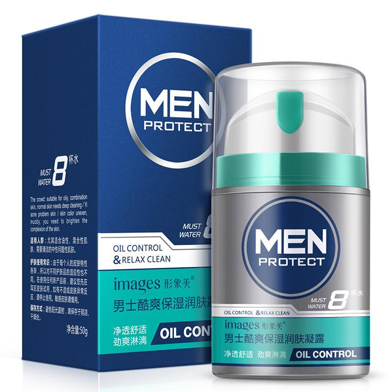 MEN PROTECT™ MEN'S DEEP MOISTURIZING AND ANTI AGING WITH OIL-CONTROL FACE CREAM