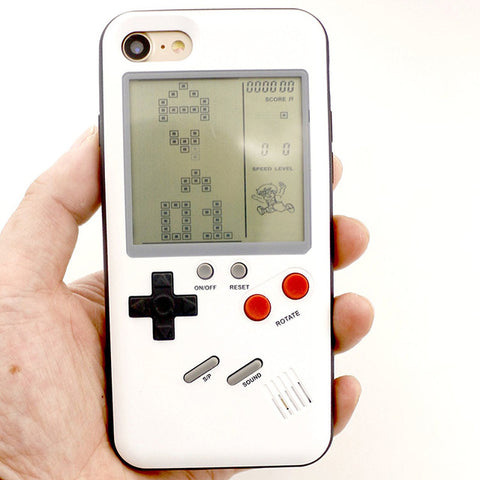 Ninetendo Gameboy soft edge Phone Cases