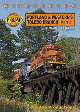 Load image into Gallery viewer, Portland & Western's Toledo Branch Part 2